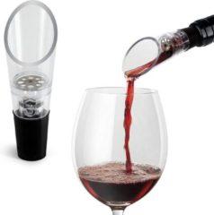 Transparante Cacious Wijndecanteerder - Wijnschenker - Schenktuit - Wijndop