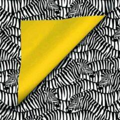 Keijzer Papier Cadeaupapier inpakpapier geschenkpapier rol Luxe Duo 70 centimeter x 200 meter