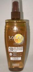 L'Oréal Paris L'Oréal Paris Solar Expertise SPF 10 Beschermende Anti Veroudering Olie - 150 ml - Zonneolie