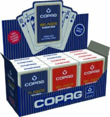 Copag Plastic speelkaarten - Regular - Display
