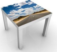 PPS. Imaging Beistelltisch - Route 66 - Tisch Blau