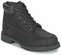 Zwarte Timberland Kids' 6 Inch Premium Waterproof Boots - Black - UK 2.5 Kids - Black