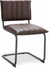 Happy Chairs - Eetkamerstoel Salvador - Rawhide Bruin