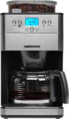 Kaffeemaschine mit Mahlwerk MEDION® (MD 16893)