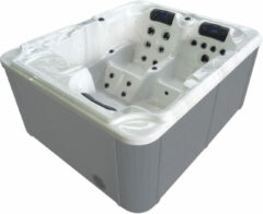 Badstuber Oasis outdoor whirlpool 3-persoons wit