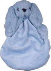 Mini Club Knuffeldoekje 27 Cm Pluche Blauw