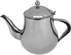 Zilveren Gamminox Theepot - 1.5L- Inductie