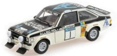 Ford Escort II RS1800 Nr# 1 Winner RAC Rally 1975 Makinen/Liddon 1-18 Minichamps Limited 630 Pieces