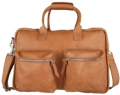 Cowboysbag The College Bag 15.6 inch Laptoptassen Bruin