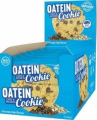 Oatein Haver & Proteïne Cookies - Eiwit Snacks - Chocolate Chip - 900 gram (12 koeken)