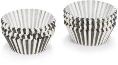 Witte Patisse Papieren cupcake vormpjes 200 stuks Ø 5 cm