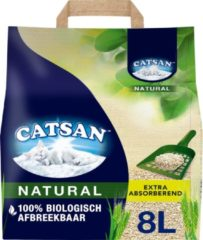 Catsan Natural Kattenbakvulling 8 liter