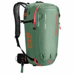 Ortovox - Ascent 28 S Avabag - Skitourrugzak maat 28 l, olijfgroen/groen/grijs/zwart