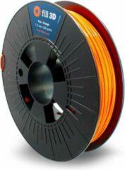 Fill 3D PLA Orange (oranje) 0,5 kg