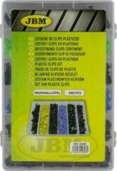 JBM Tools | Sets van plastic clips voor VAUXHALL/OPEL (300 stuks)