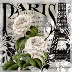 TiFlair servetten Paris1900