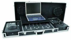 Omnitronic DS-1 2xCD/1xM-19 LS Flightcase (l x b x h) 480 x 1160 x 195 mm