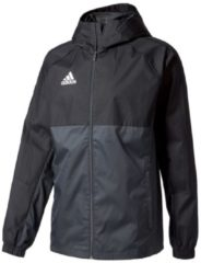 Regenjacke Tiro 17 in sportlichem Design AY2889 adidas performance black/dark grey/white