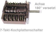 Philips Whirlpool Kochplattenschalter EGO 46.27266.817 für Herd 10007230