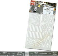 Busch - Straßenmarkierung N (Bu7197)