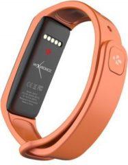 MYKRONOZ ZeFit2 Fitnessband Tracker Uhr orange
