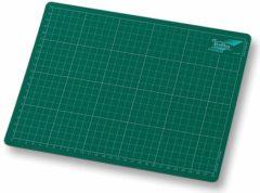 Groene Folia Snijmat A4+ formaat (220mm X 300 mm) - groen