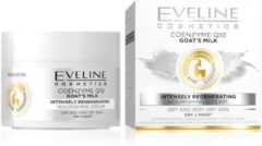 Eveline Cosmetics Goat's Milk Intensely Regenerating Nourishing Day & Night Cream 50ml.