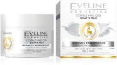 Eveline Cosmetics EVELINE Koenzym Q10 odżywczy krem silnie regenerujący dla cery suchej i bardzo suchej na dzień/noc 50ml