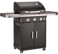 Landmann gasbarbecue Rexon PTS3.1 14,1kW zwart
