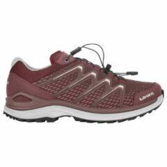 Lowa - Women's Maddox GTX Lo - Multisportschoenen maat 5, rood/bruin