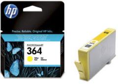 HP Cartridge 364 Origineel Geel CB320EE Cartridge