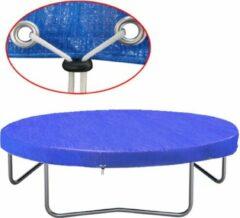 Blauwe Merkloos / Sans marque Trampolinehoes 300 cm 90 g/m² PE