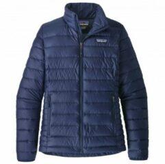 Patagonia - Women's Down Sweater - Donzen jack maat M, blauw/zwart