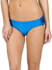 Blue Volcom Radiate Love Cheeky Bikini Bottom
