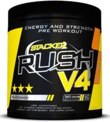 Stacker2 Stacker 2 Rush V4 60 servings-Fruit Punch