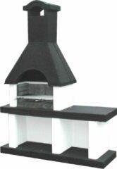 Antraciet-grijze Intergard Barbecue bbq beton Venezia nr. 1