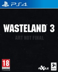Deep Silver Wasteland 3 - Day One Edition (PS4)