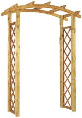Hillhout Rozenboog klein doorgangsbreedte 120 cm