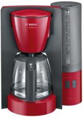 Bosch Filterkaffeemaschine ComfortLine TKA6A044, rot/anthrazit