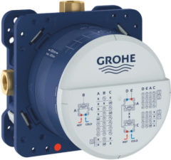 Blauwe GROHE Rapido Smartbox 35600000 - inbouwbox - 1/2 - Universeel