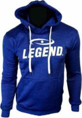 Blauwe Legend Sports Luxury Unisex Sweater Maat XL