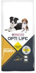 Opti Life Puppy Medium - Hondenvoer - 12.5 kg - Hondenvoer
