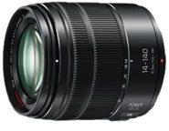 Panasonic Lumix H-FS14140 - Zoomobjektiv - 14 mm - 140 mm