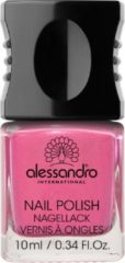 Donkerrode Alessandro Nail Polish - 41 Sweet Blackberry - 10 ml