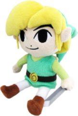 Little Buddy Toys Legend of Zelda: The Wind Waker - Link 25 cm Knuffel