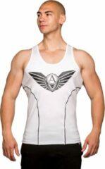 Aero wear Ascender - Tanktop - Wit - XL