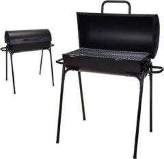 Zwarte LOKS Barbecue / BBQ (cilinder)
