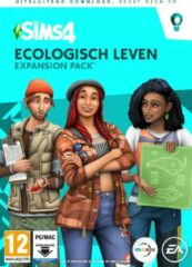 Electronic Arts De Sims 4: Ecologisch Leven - Expansion Pack - Windows + MAC - Code in box