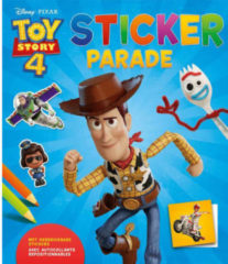 ZNU Deltas Stickerboek Disney Toy Story 4 - Stickerparade