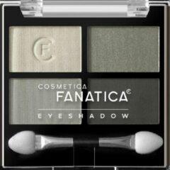 Cosmetica Fanatica - Oogschaduw Palette - Grijs - Nummer 13 - 1 doosje